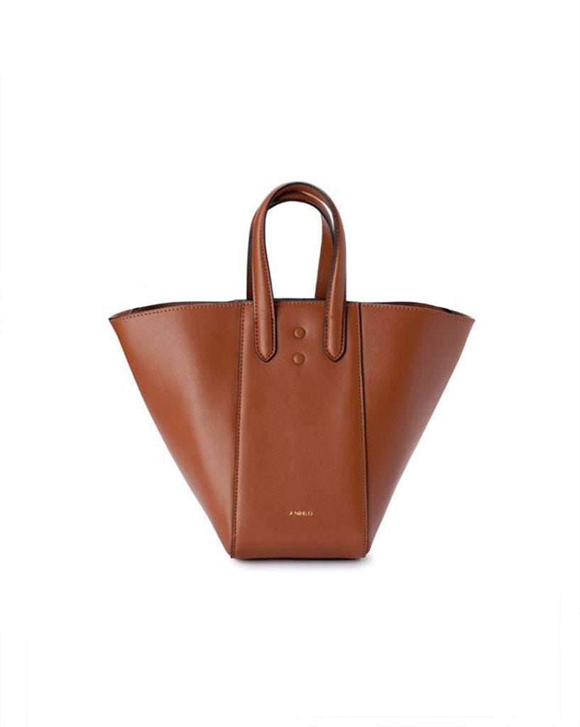 Eight Mini Tan Bag