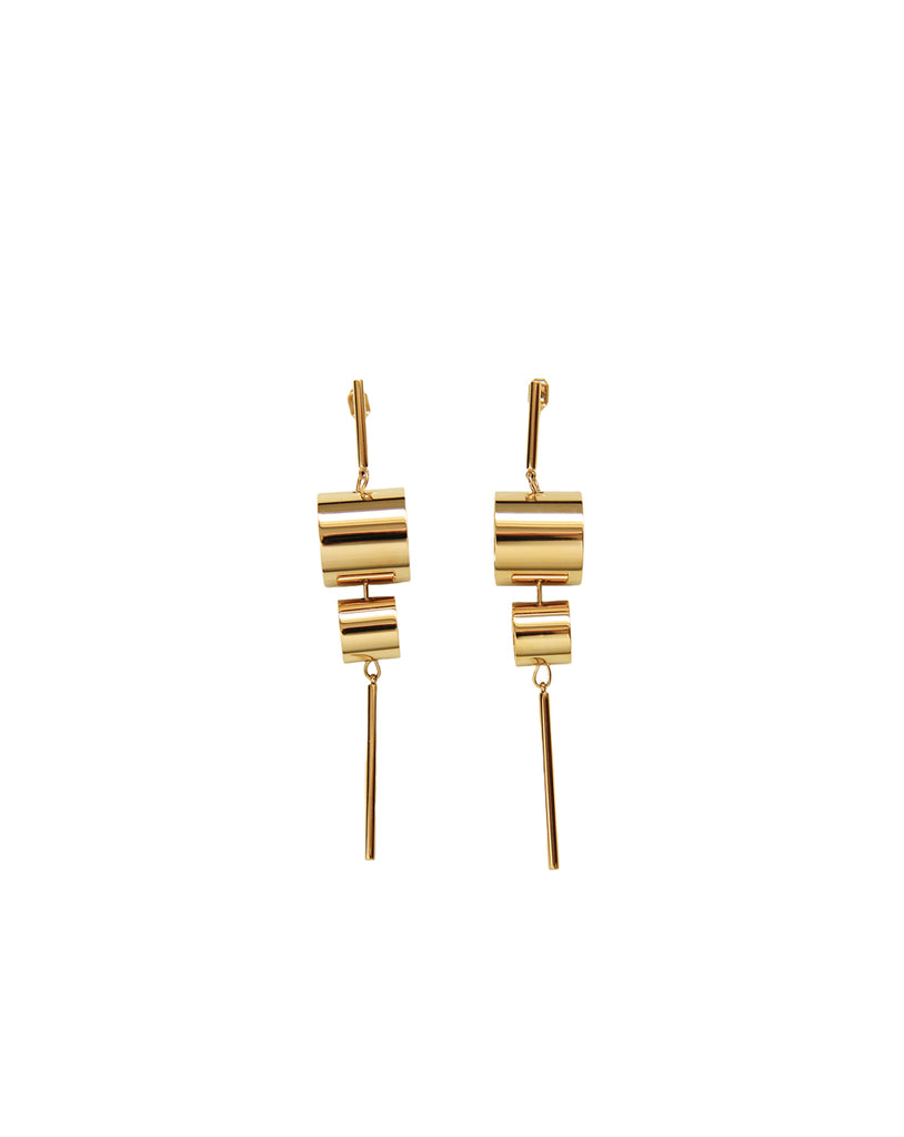 Pendientes Rohre Earrings