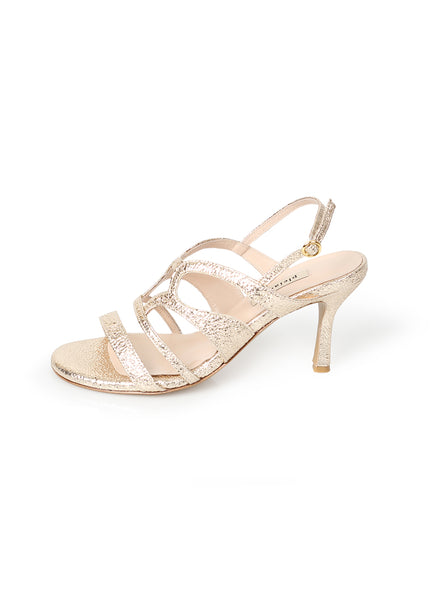 Laura Heels - Champagne Gold