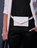 Lenny Brights Belt Bag White
