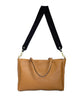 Simple Tote Tan Leather Bag