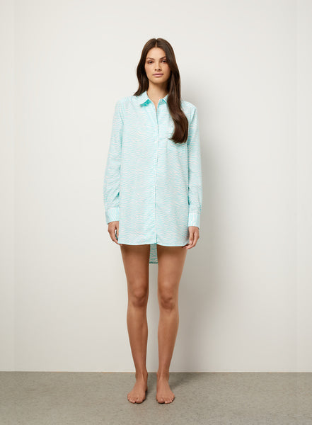 Lucia Night Shirt