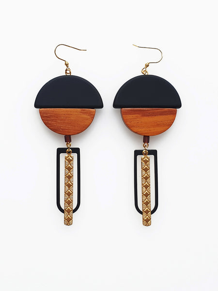 Gropius Earrings