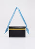 Kitayama & Shone Puipia Rectangular Bag Black