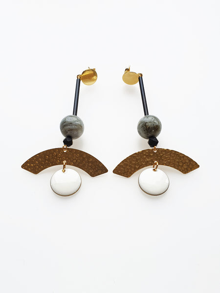 Solistice Earrings