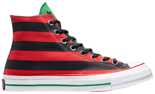 Converse Chuck Taylor All-Star 70s Hi Denim Tears Black - Perriél