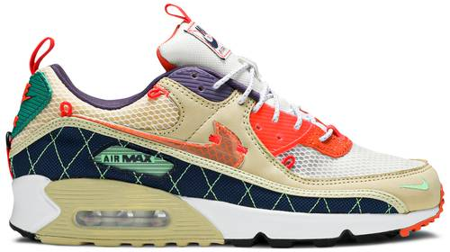 Nike Air Max 90 Trail Team Gold - Perriél