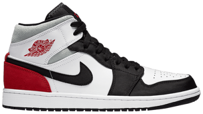 Jordan 1 Mid SE Union Black Toe - Perriél