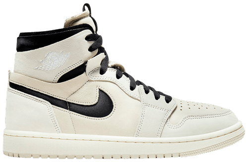 Jordan 1 High Zoom Air CMFT Summit White Black (W) - Perriél