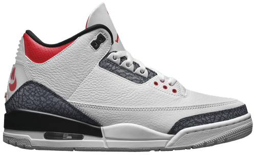Jordan 3 Retro SE Fire Red Denim (2020) - Perriél
