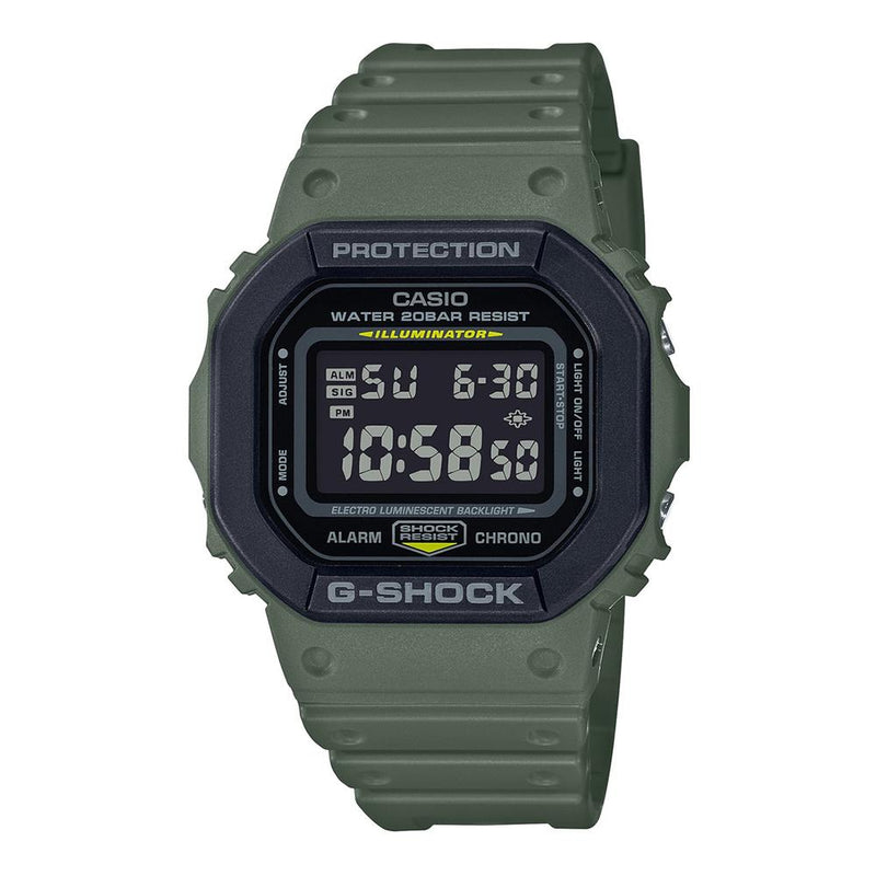 G-SHOCK DW-5600 Military - Perriél