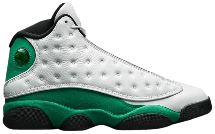 Jordan 13 Retro Lucky Green GS - Perriél