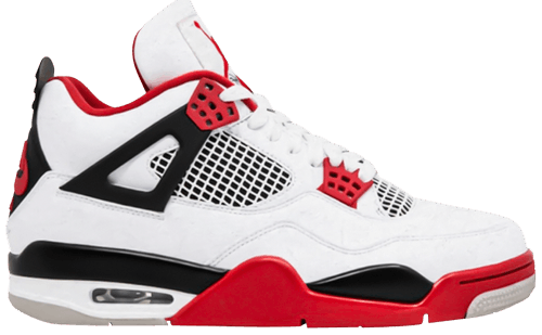Jordan 4 Retro Fire Red (2020) - Perriél
