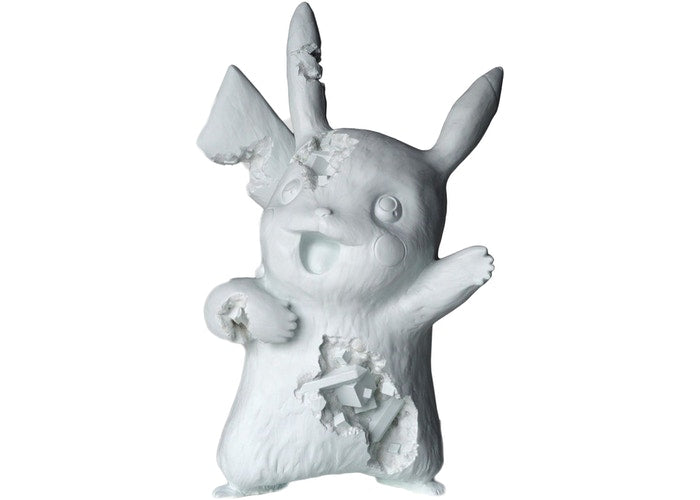 Daniel Arsham x Pokemon Crystalized Pikachu Future Relic - Perriél