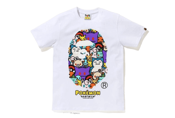 BAPE x Pokemon Ladies Ape Head - Perriél