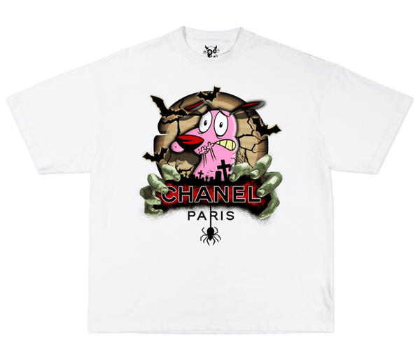 CHANEL x Courage the Cowardly Dog Bootleg - Perriél