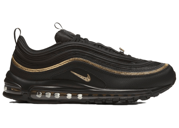 Nike Air Max 97 CM Black Metallic Gold - Perriél