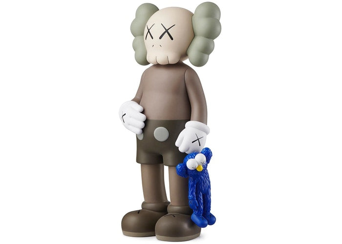 KAWS Share Vinyl Figure Brown - Perriél