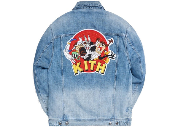 Kith x Looney Tunes Denim Jacket - Perriél