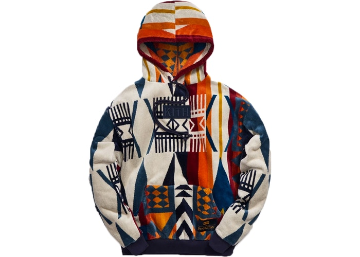 Kith x Pendleton Terry Williams Hoodie - Perriél