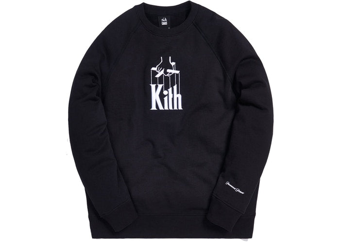Kith x The Godfather Puppet - Perriél