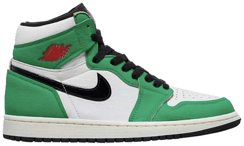 Jordan 1 Retro High Lucky Green (W) - Perriél