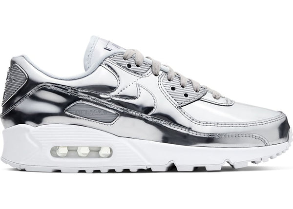 Air Max 90 Metallic Silver 2020 (W) - Perriél