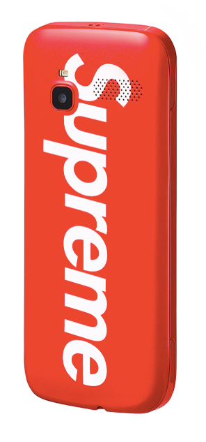 Supreme/BLU Burner Phone - Perriél
