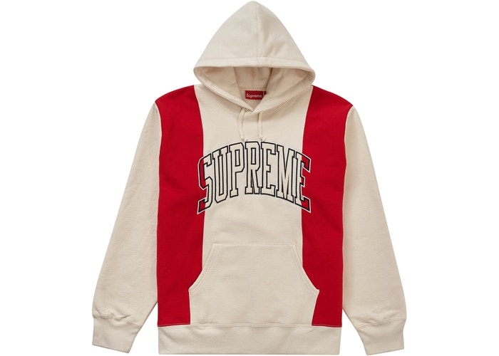 Supreme Paneled Arc Hooded Sweatshirt - Perriél