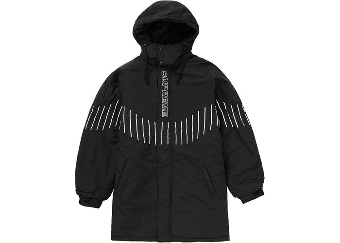 Supreme Pinstripe Panel Sports - Perriél