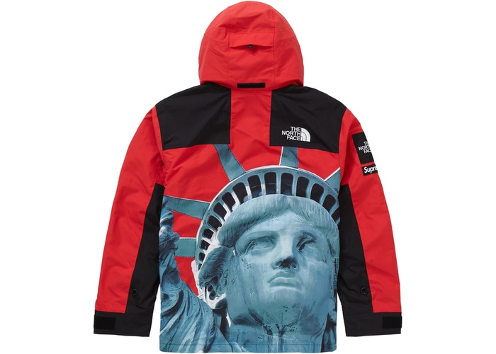 Supreme The North Face The Statue of Liberty Mountain Jacket - Perriél