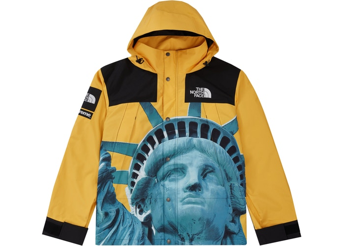 Supreme The North Face Statue of Liberty Mountain Jacket - Perriél