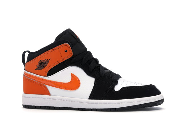 Air Jordan 1 Mid Retro 'Shattered Backboard' (PS) - Perriél