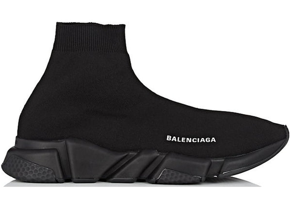 Balenciaga Speed Trainer Black - Perriél