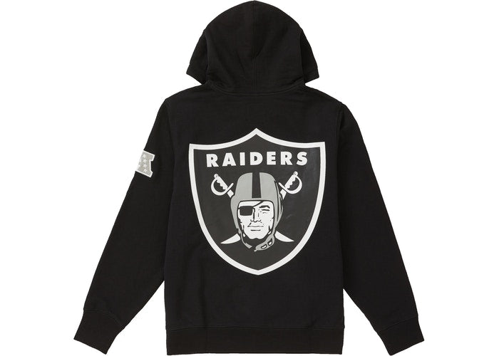"Supreme NFL x Raiders x 47' ""Black"" - Perriél"