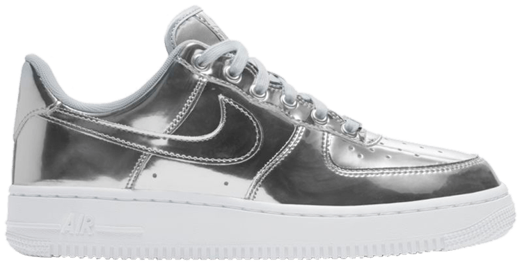 Air Force 1 Low Metallic Chrome (W) - Perriél