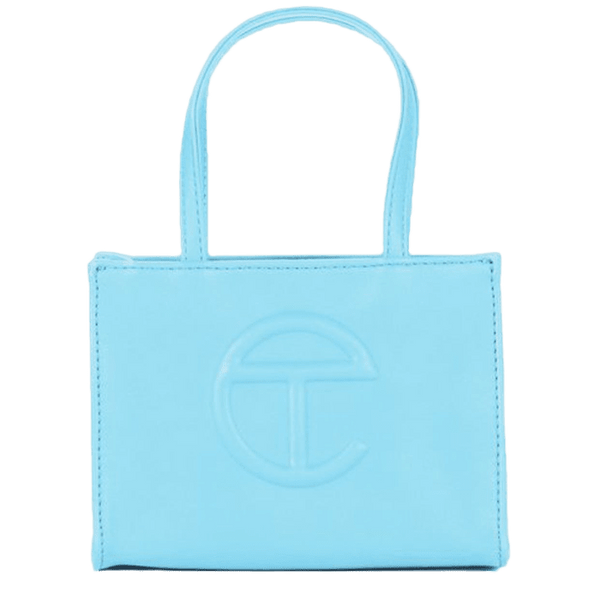 TELFAR Small Pool Blue Shopping Bag - Perriél