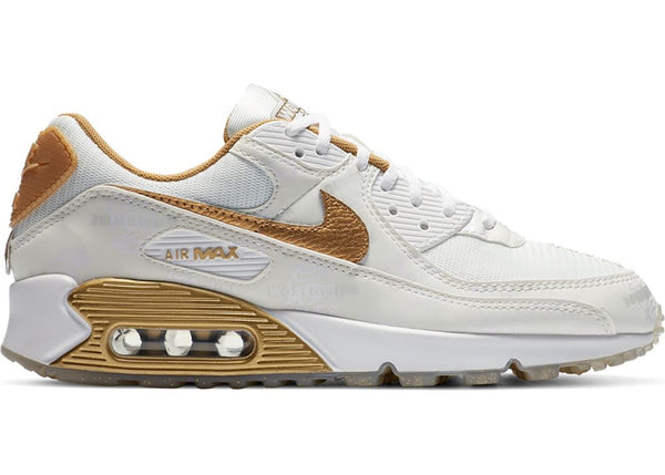 Nike Air Max 90 Worldwide White Gold (W) - Perriél
