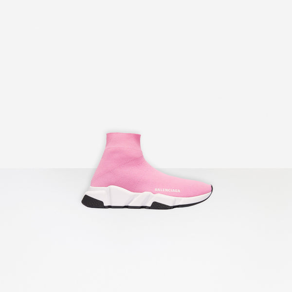 Balenciaga Kids Speed Trainer Pink - Perriél