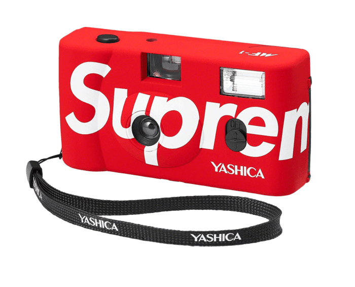 Supreme/Yashica MF-1 Camera - Perriél