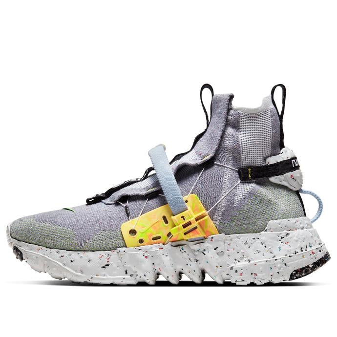 Nike Space Hippie 03 Grey Volt - Perriél