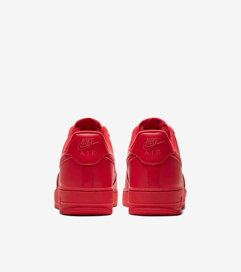 Air Force 1 Low Triple Red - Perriél