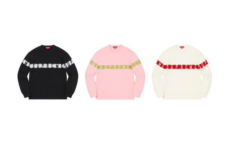 Supreme Inside Outside Sweater - Perriél