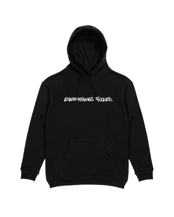 Everything is F*cked Hoodie - Perriél