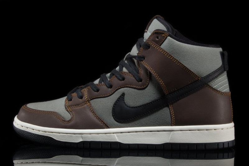 Nike SB Dunk High Baroque Brown - Perriél