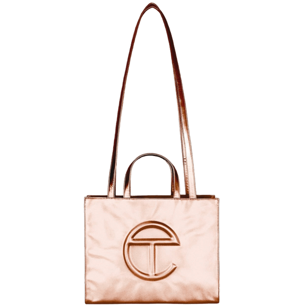 TELFAR Medium Copper Shopping Bag - Perriél
