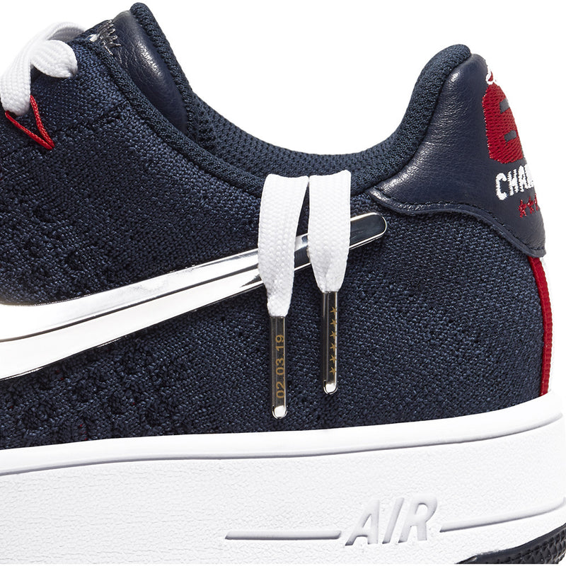 Air Force 1 'Patriots 6x Champs' - Perriél