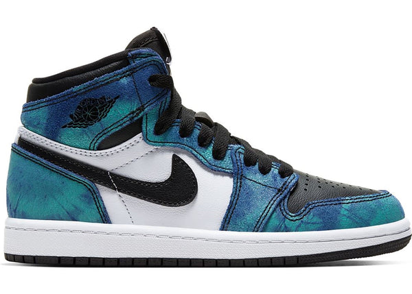 Jordan 1 Retro High Tie Dye (PS) - Perriél