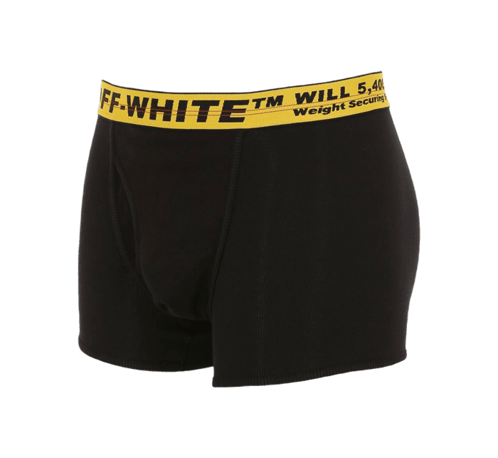 Off-White Three Pack Stretch Cotton Briefs - Perriél
