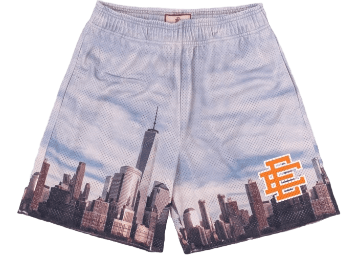 Eric Emanuel EE Basic Skyline New York Shorts - Perriél